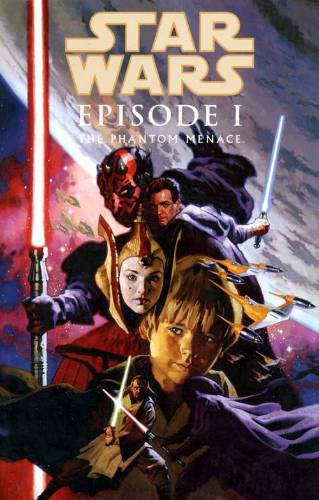 Episode I: The Phantom Menace Adaptation (Graphic Novel)