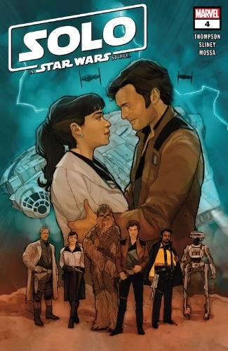 Solo: A Star Wars Story Adaptation #4
