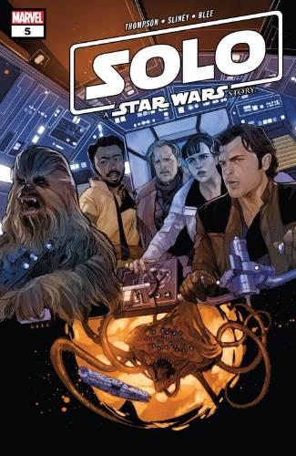 Solo: A Star Wars Story Adaptation #5