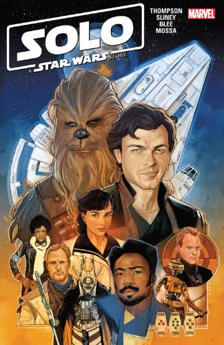 Solo: A Star Wars Story Adaptation (Graphic Novel)