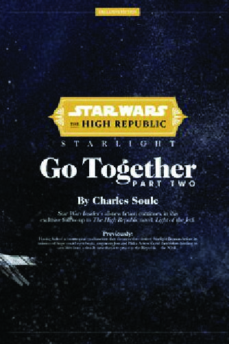 Starlight: Go Together - Part Two