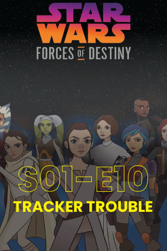 Forces Of Destiny S01E10: Teach You, I Will