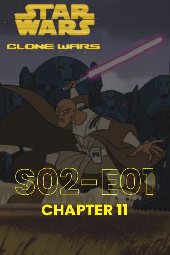 Clone Wars S02E01