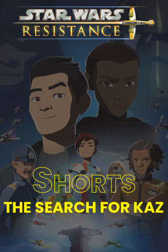 Resistance S01S01: The Search For Kaz