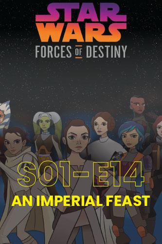 Forces Of Destiny S01E14: The Happabore Hazard