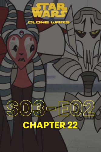 Clone Wars S03E02