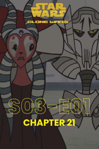 Clone Wars S03E01
