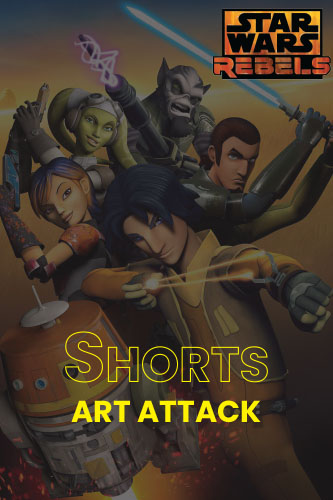 Rebels S01S02: Art Attack