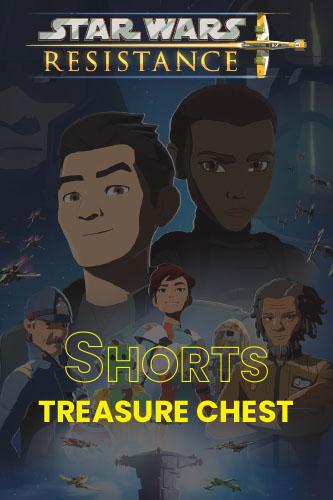 Resistance S01S05: Treasure Chest