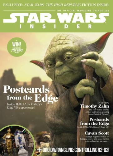 Star Wars Insider Magazine #202