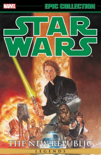 Star Wars Epic Collection: The New Republic
