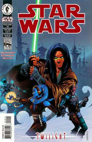 Republic Issue 19: Twilight