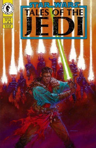 Tales of the Jedi #1: Ulic Qel-Droma and the Beast Wars of Onderon, Part 1