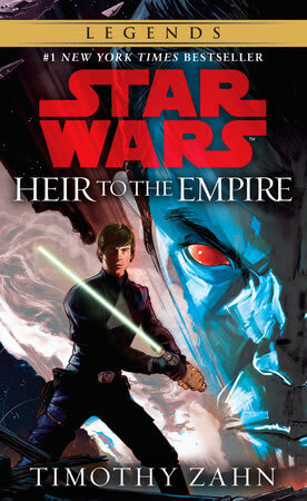 Heir to the Empire Cover