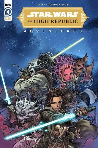 The High Republic Adventures #04