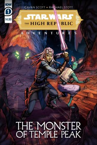 The High Republic: The Monster of Temple Peak #1