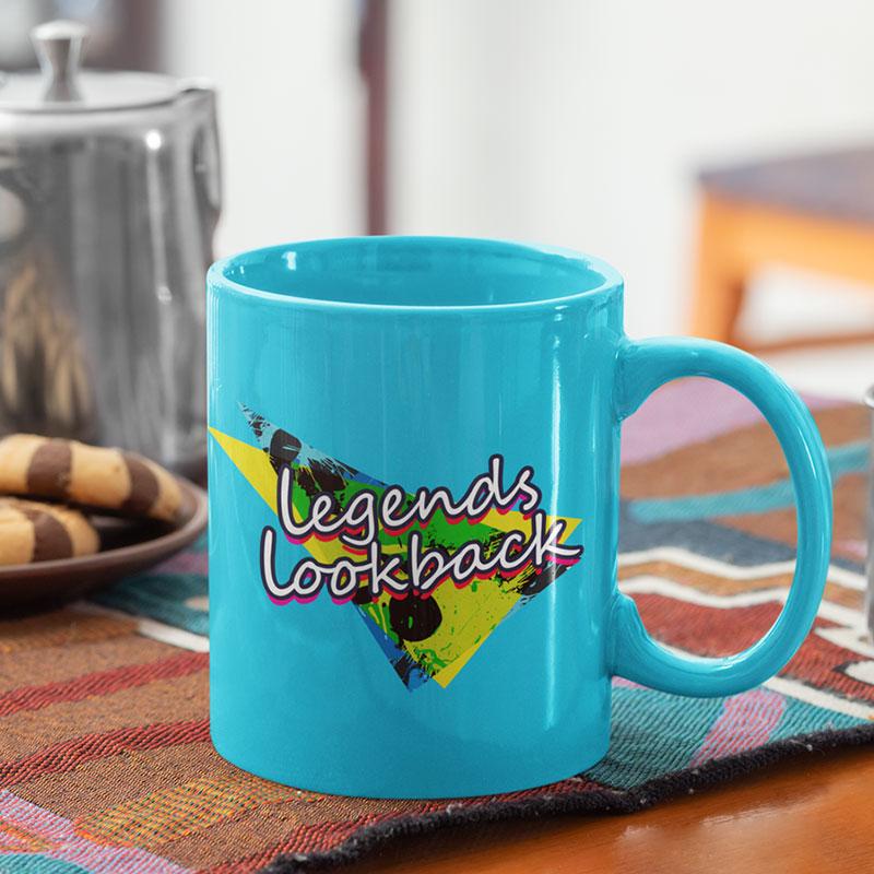 Legends Lookback Mug