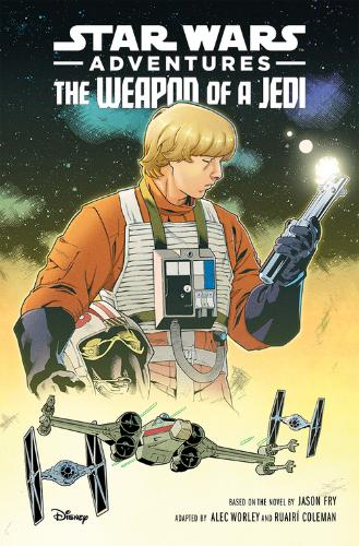 Star Wars Adventures: The Weapon of a Jedi (Trade Paperback)
