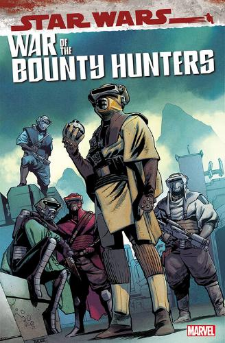 War of the Bounty Hunters: Boushh #1