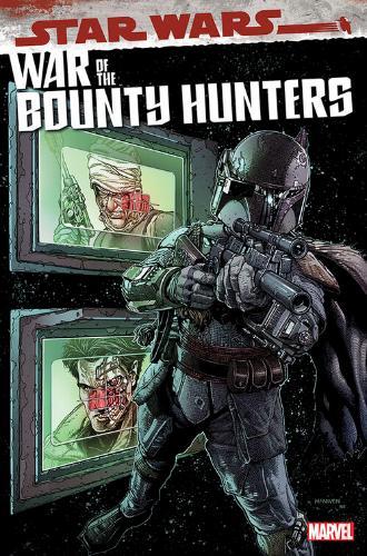 War of the Bounty Hunters #4