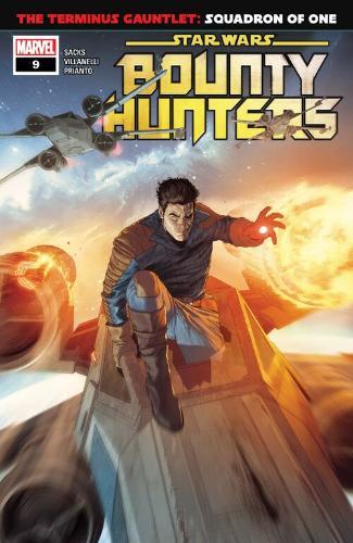 Bounty Hunters #09