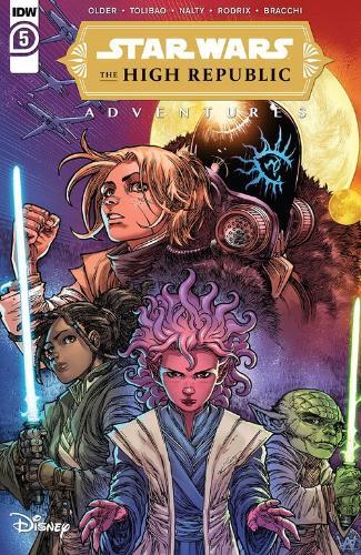 The High Republic Adventures #05