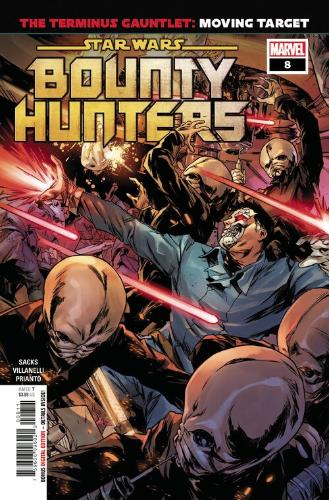 Bounty Hunters #08
