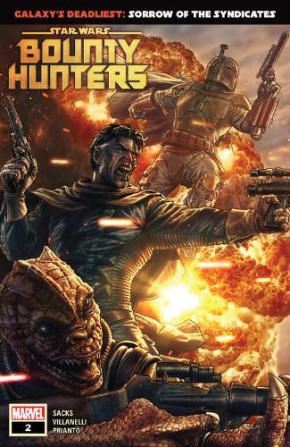 Bounty Hunters #02