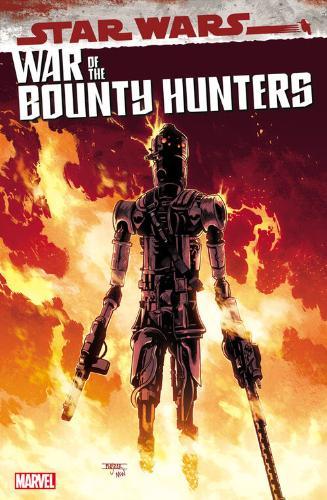 War of the Bounty Hunters: IG-88 #1
