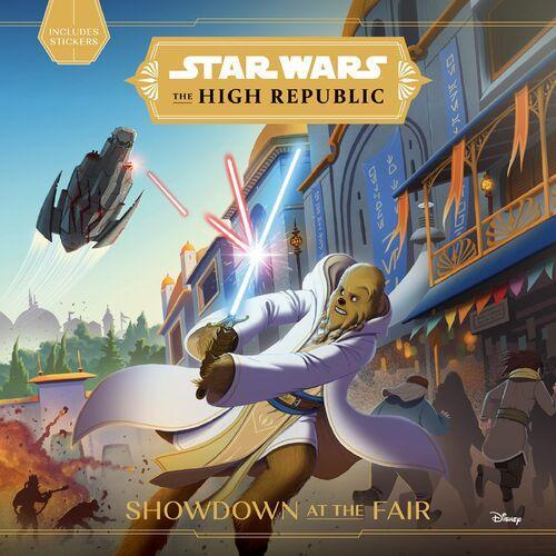 The High Republic: Showdown at the Fair