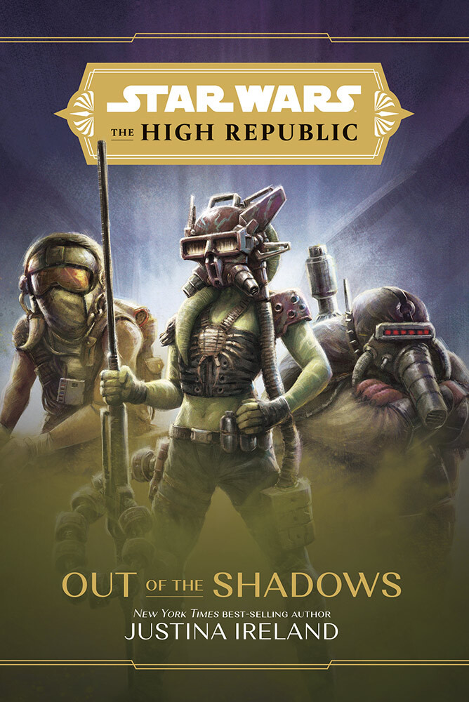 The High Republic: Out of the Shadows Walmart Cover