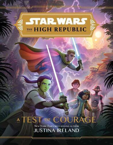 The High Republic: A Test of Courage Cover