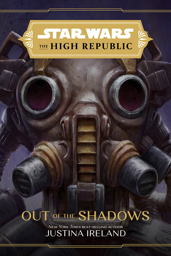 The High Republic: Out of the Shadows Target cover