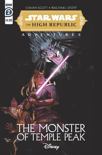 The High Republic: The Monster of Temple Peak #2