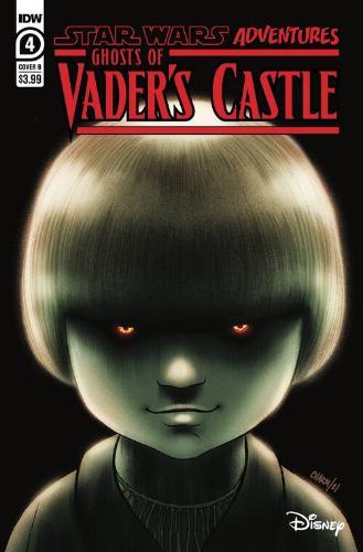 Star Wars Adventures: Ghosts of Vader's Castle #4