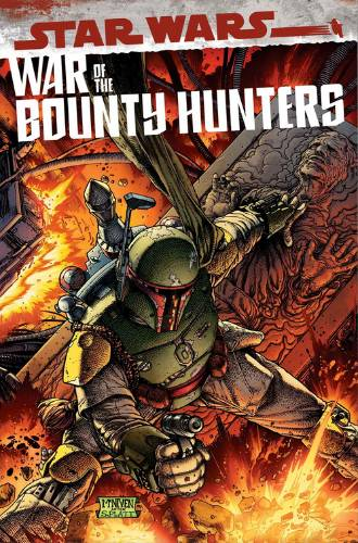 War of the Bounty Hunters (Trade Paperback)