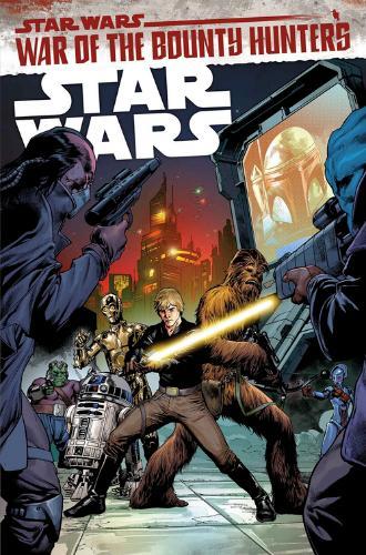 Star Wars (2020) Vol. 03: War of the Bounty Hunters (Trade Paperback)