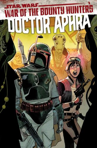 Doctor Aphra (2020) Vol. 3: War of the Bounty Hunters (Trade Paperback)