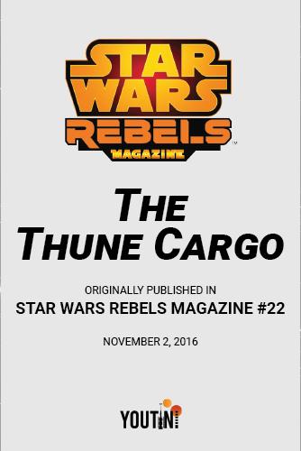 The Thune Cargo