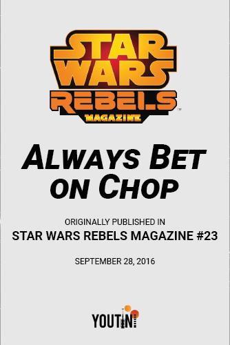 Always Bet on Chop