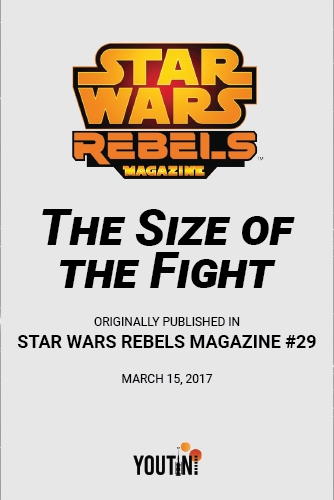 The Size of the Fight