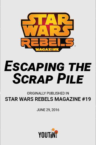 Escaping The Scrap Pile