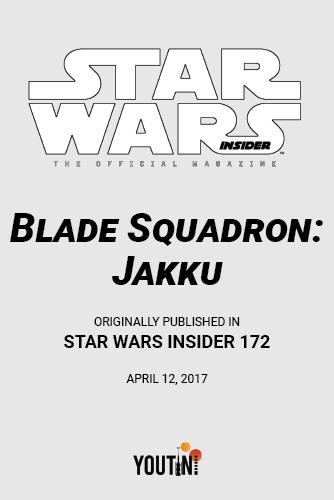 Blade Squadron: Jakku