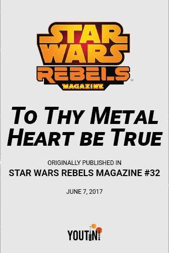 To Thy Metal Heart Be True