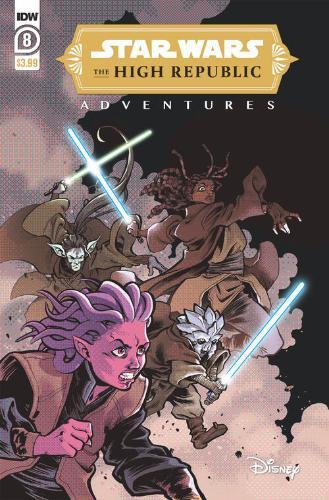 The High Republic Adventures #08