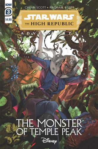 The High Republic: The Monster of Temple Peak #3