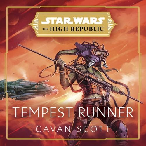Tempest Runner Cover
