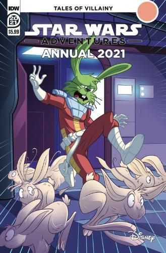 Star Wars Adventures Annual 2021