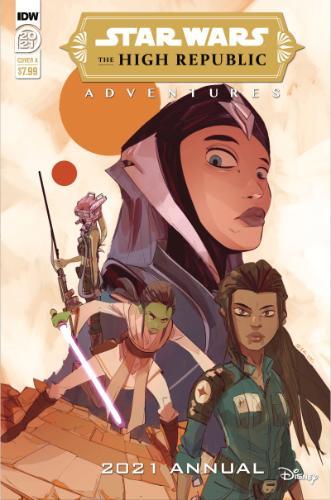 The High Republic Adventures Annual 2021