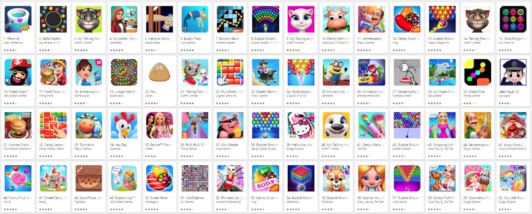 app store app icons